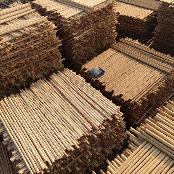 8米油木杆